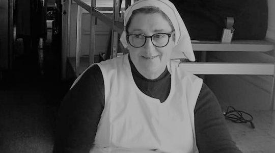 Odeszła do Pana nasza Siostra Maddalena Zanetti - Cicha Pracownica Krzyża
