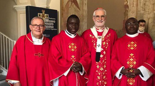Święcenia kapłańskie u Cichych Pracowników Krzyża