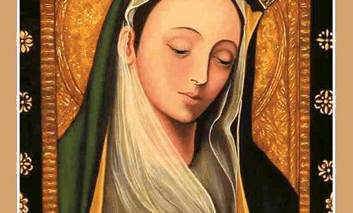 Uroczystość Matki Bożej Cierpliwie Słuchającej z Rokitna.
