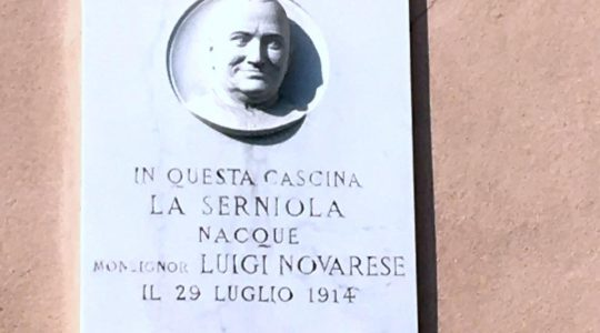 Urodziny Bł. Luigiego Novarese - Apostoła Chorych