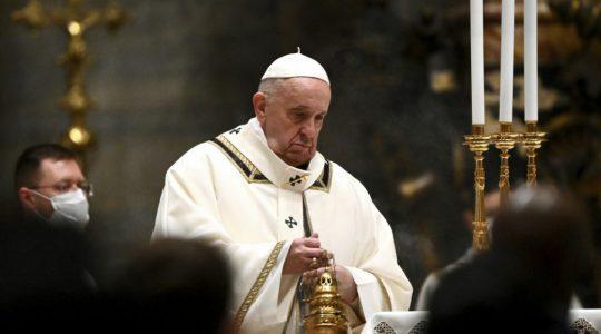 Homilia Papieża Franciszka w czasie tegorocznej Pasterki