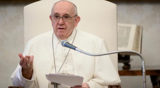 Potrzebujemy modlitwy - dzisiejsze rozważania z Audiencji generalnej, z Papieżem Franciszkiem