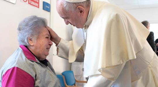 Papież Franciszek o osobach starszych - I część
