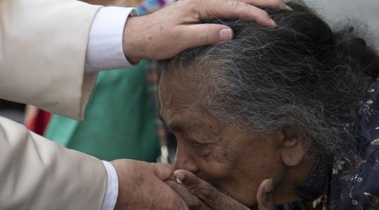 Orędzie Papieża Franciszka na I Światowy Dzień Dziadków i Osób Starszych
