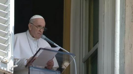 Papież w I Dniu Dziadków: potrzebne jest przymierze między młodymi i starszymi