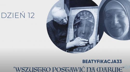 Beatyfikacja33 – dzień 12. Rekolekcje on-line przed beatyfikacją Prymasa Wyszyńskiego i Matki Czackiej