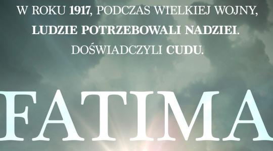 """""""Fatima"""" – w kinach od 1 października"""