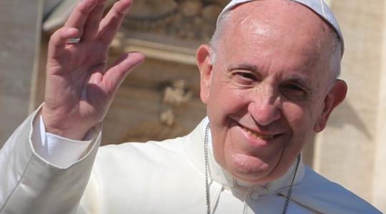 Orędzie Papieża Franciszka na Światowy Dzień Misyjny 24 października 2021 roku